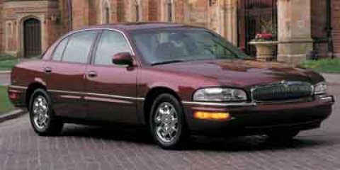 2001 Buick Park Avenue Ultra Blue V6 38L Automatic 135382 miles FUEL EFFICIENT 28 MPG Hwy18 M