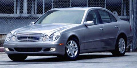 2005 Mercedes E-Class 50L Desert Silver Metallic V8 50L Automatic 140231 miles The Sales Sta