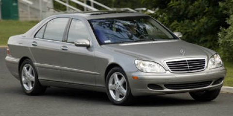 2005 Mercedes S-Class 50L  V8 50L Automatic 65689 miles -LOW MILES- TIRES BALANCED AND TRAN