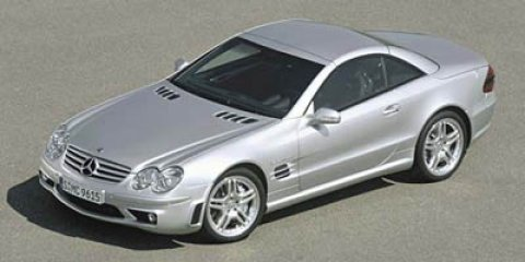 2005 Mercedes SL-Class 55L AMG CLASSIC SILVERBlack V8 55L Automatic 49133 miles New Arrival