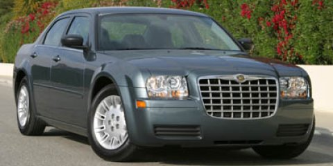 2006 Chrysler 300 Touring Silver Steel Metallic V6 35L Automatic 54705 miles  High Output  Tr