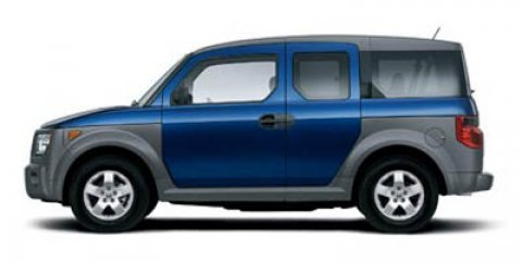 2005 Honda Element EX Satin Silver Metallic V4 24L Automatic 100532 miles  Front Wheel Drive