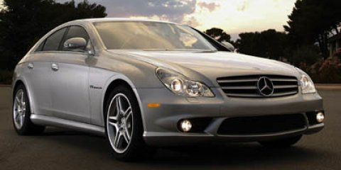 2006 Mercedes CLS-Class Iridium Silver Metallic V8 50L Automatic 68820 miles  Traction Control
