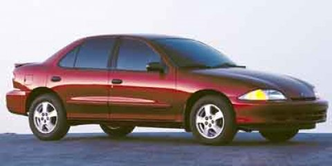 2001 Chevrolet Cavalier Bright Red V4 22L Automatic 48660 miles Take a look at this super clea