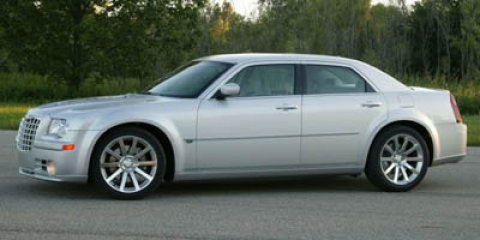 2006 Chrysler 300 C SRT8 Bright Silver Metallic V8 61L Automatic 65932 miles The Sales Staff a