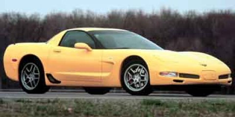 2001 Chevrolet Corvette Z06  V8 57L Manual 151608 miles  STANDARD  LockingLimited Slip Diff