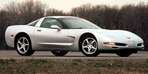 2001 Chevrolet Corvette 2DR CPE RED V8 57L  37450 miles Our GOAL is to find you the right vehi
