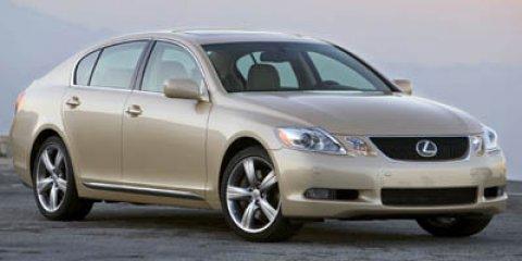 2006 Lexus GS 430  V8 43L  97710 miles  Rear Wheel Drive  Traction Control  Stability Contro