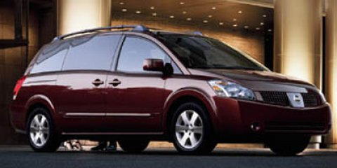 2005 Nissan Quest SL  V6 35L Automatic 2 miles Look at this 2005 Nissan Quest SL It has a Au