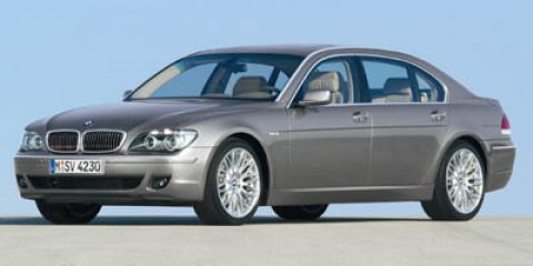 2006 BMW 7 Series 750i GrayGray V8 48L Automatic 122094 miles KBBcom Best Resale Value Award