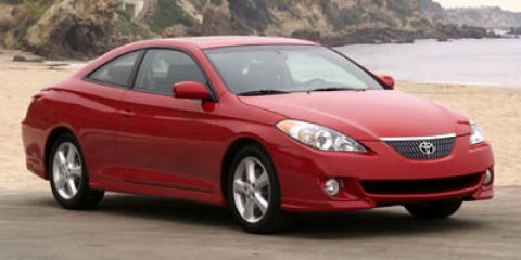 2006 Toyota Camry Solara SE Arctic Frost Pearl V6 33L Automatic 73296 miles  Front Wheel Drive