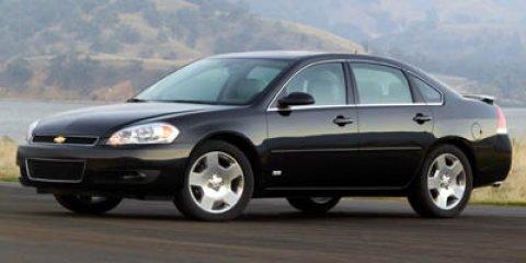 2006 Chevrolet Impala SS White V8 53L Automatic 86736 miles NEW ARRIVAL -REMOTE ENGINE START