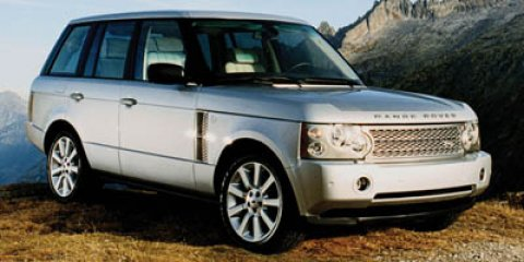 2006 Land Rover Range Rover SC  V8 42L Automatic 103791 miles  Supercharged  Traction Contro