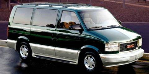 2005 GMC Safari Passenger  V6 43L Automatic 163525 miles  Rear Wheel Drive  Tires - Front Al