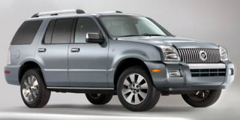 2006 Mercury Mountaineer Premier Cashmere Tri-Coat V8 46L Automatic 101656 miles The Sales Sta