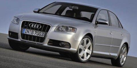 2005 Audi S4 4DR SDN QTR ATT  V8 42L  105245 miles   Stock T38368A VIN WAUGL68E85A512774