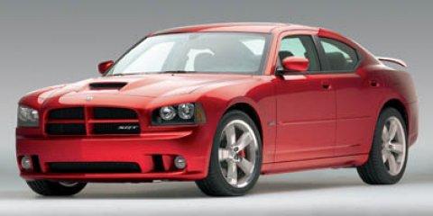 2006 Dodge Charger SRT8  V8 61L Automatic 81233 miles SRT8 trim Leather Seats Premium Sound