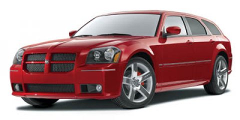 2006 Dodge Magnum SRT8 Inferno Red Crystal PearlDARK V8 61L Automatic 62988 miles -LOW MILES-