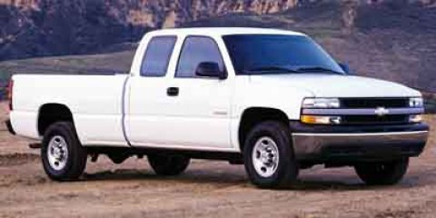 2001 Chevrolet Silverado 1500 Charcoal V8 53L Automatic 84416 miles CARFAX 1-Owner Chrome Whe
