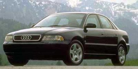 1997 Audi A4 GreenTAN V4 18L Automatic 102297 miles  Turbocharged  All Wheel Drive  Traction
