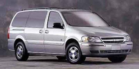 2001 Chevrolet Venture Value 1SV Pkg Dark Sapphire Metallic V6 34L Automatic 133963 miles  7-P