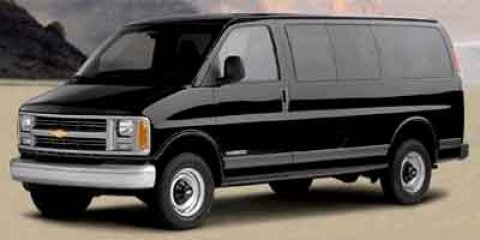 2002 Chevrolet Express Van Base  V8 57L Automatic 186999 miles Priced below KBB Fair Purchase