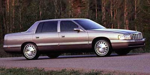 1997 Cadillac Deville Base Gold V8 46L Automatic 101821 miles  Front Wheel Drive  Cell Phone