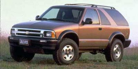 1997 Chevrolet Blazer 2DR 4WD Red V6 43L  195868 miles Get a bargain on this 1997 Chevrolet B
