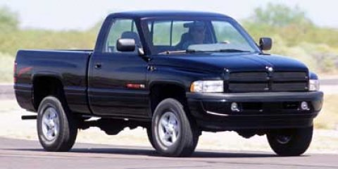 1997 Dodge Ram 1500 Red V8 59L  117477 miles  Four Wheel Drive  Tires - Front All-Season  Ti