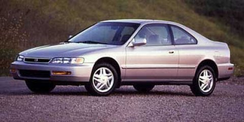 1997 Honda Accord Special Edition San Marino Red V4 22L Automatic 145311 miles  Front Wheel D