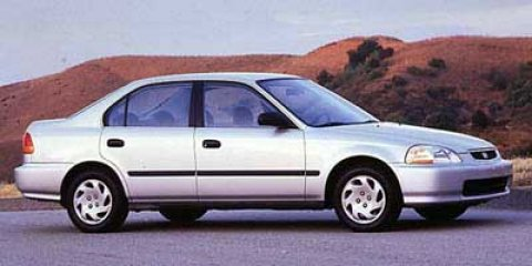 1997 Honda Civic DX Vogue Silver Met V4 16L Manual 163201 miles Vehicle is at our Pueblo Loc