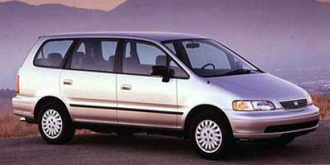 1997 Honda Odyssey LX Heather Mist Met V4 22L Automatic 207831 miles  Front Wheel Drive  T