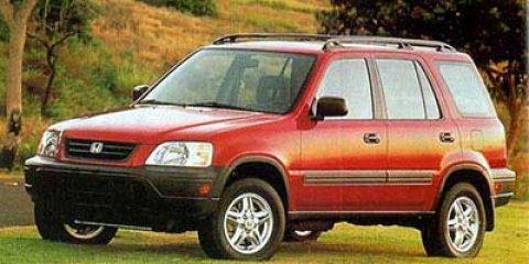 1997 Honda CR-V Super Marine Bl V4 20L Automatic 82184 miles Used Car Inventory Stock P9885A