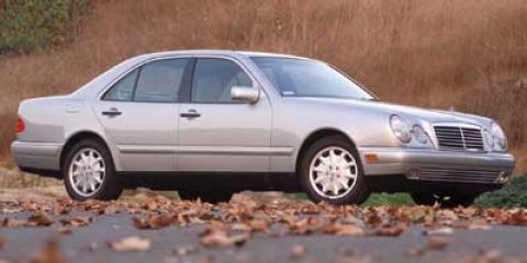 1997 Mercedes E-Class SilverGray V6 32L Automatic 133091 miles NEW ARRIVAL -LEATHER SEATS A
