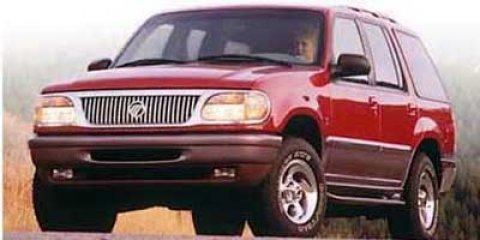 1997 Mercury Mountaineer 4DR WGN AWD Medium Willow Green CCMet V8 50L Automatic 242484 mile