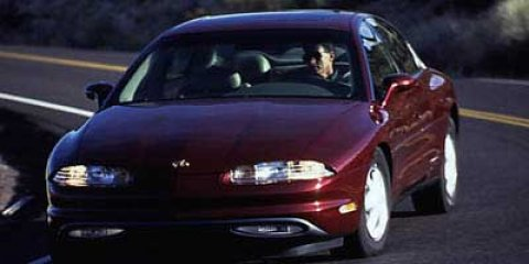 1997 Oldsmobile Aurora WhiteTAN V8 40L Automatic 101290 miles LOCAL TRADEFULL SERVICE RECORD