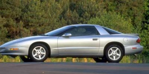 1997 Pontiac  Ws6 Trans Am Ram Air Bright WhiteDark Pewter V8 57L Manual 65201 miles Only 65