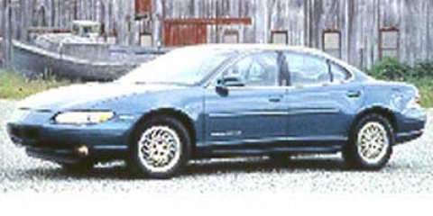 1997 Pontiac Grand Prix SE Bright White V6 38L Automatic 275356 miles Complimentary Lifetime P