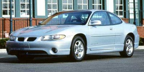1997 Pontiac Grand Prix GT Bright White V6 38L Automatic 186654 miles  Traction Control  Fron