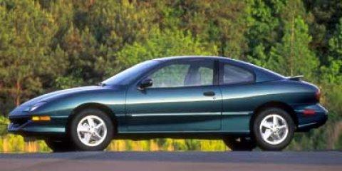 1997 Pontiac Sunfire GT  V4 24L  140539 miles  Front Wheel Drive  Tires - Front Performance