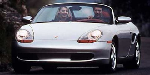 1997 Porsche Boxster 2DR CONV Black V6 25L  41705 miles  Rear Wheel Drive  Tires - Front Per