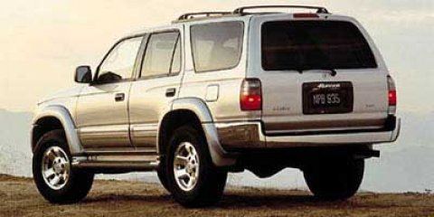 1997 Toyota 4Runner SR5  V6 34L Automatic 221561 miles  Priced Below the Market  4-WHEEL