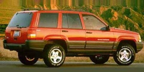 1997 Jeep Grand Cherokee Forest GreenMist Gray V6 40L Automatic 150000 miles GUARANTEED FINAN