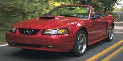 2002 Ford Mustang V6 Red V6 38L  104717 miles If you are searching for quality pre-owned vehi