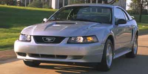 2004 Ford Mustang Silver MetallicGray V6 39L Automatic 49452 miles  Rear Wheel Drive  Tires -