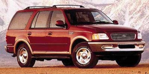 1997 Ford Expedition XLT  V8 54L 330 Automatic 206159 miles  Four Wheel Drive  Tires - Fro