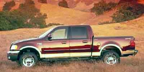 2003 Ford F-150 XLT Red V8 54L Automatic 159533 miles  Four Wheel Drive  Tow Hooks  Tires -