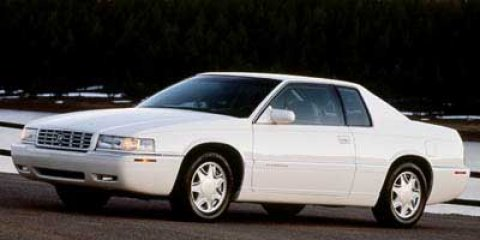 1998 Cadillac Eldorado Gold Firemist V8 46L Automatic 46293 miles  Traction Control  Front Wh