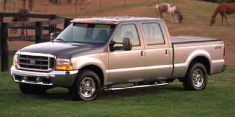 2002 Ford Super Duty F-250 Beige V8 73L  249562 miles  Four Wheel Drive  Tow Hooks  Tires -