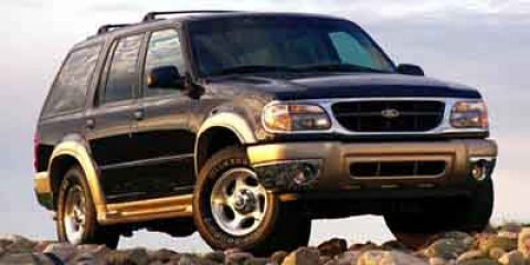 2001 Ford Explorer XLT  V8 50L Automatic 0 miles  All Wheel Drive  Tires - Front All-Terrain